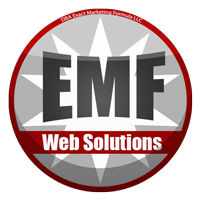 EMF Web Solutions Utica Ohio logo